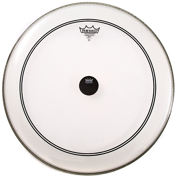 remo powerstroke 3 bass drumhead with 2 5 impact pad reverb. Black Bedroom Furniture Sets. Home Design Ideas