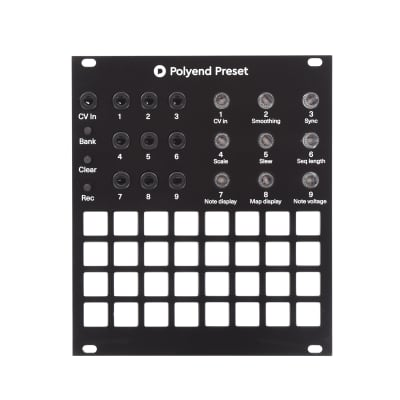 Polyend Preset Recaller & Sequencer