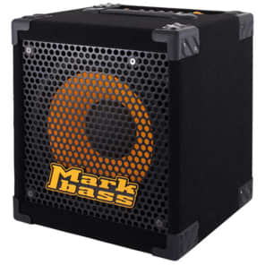"Markbass MBC105017 Mini CMD 121P 300/500-Watt 1x12"" Bass Combo"
