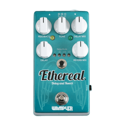 Wampler Ethereal Reverb & Delay Guitar Effects Pedal for sale