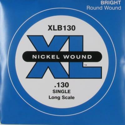 D'Addario XLB130 Bass Single
