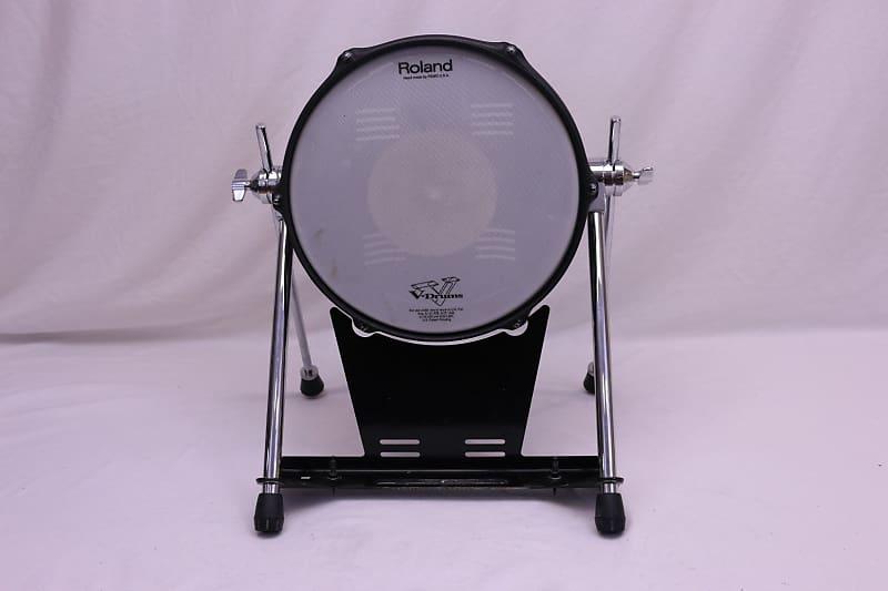 Roland KD-120 BLACK V-Kick Bass Drum Trigger Pad KD120 image