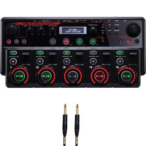 Boss RC-505 Live Performance USB MIDI Loop Station + 10' Mogami Instrument Cable