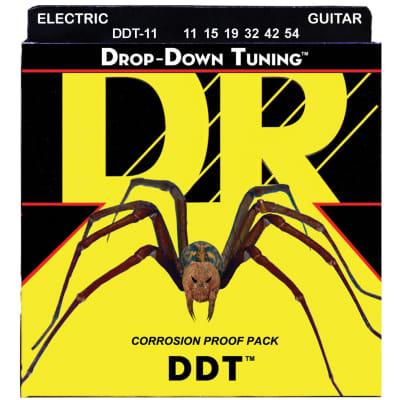 DR Strings DDT-11 11-54 Electric Drop Down Strings