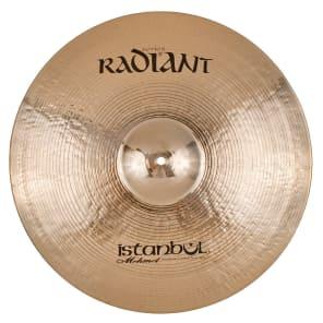 "Istanbul Mehmet 19"" Radiant Medium Crash Cymbal"