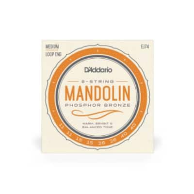 D'addario Mandolin String Med
