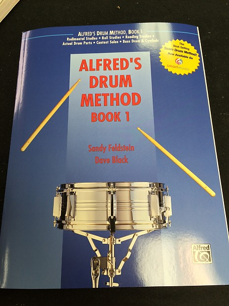 Alfred Drum Method Book 1 | All Star Music & Percussion