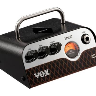 Vox MV50 AC Compact 50w Guitar Amp Head