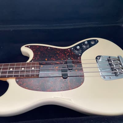 Fender MB-98 / MB-SD Mustang Bass Reissue MIJ for sale
