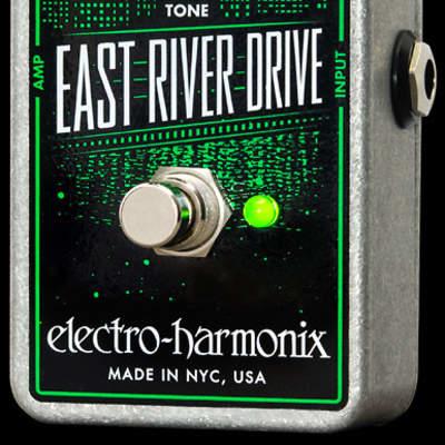 EHX Electro-Harmonix East River Drive OD Pedal