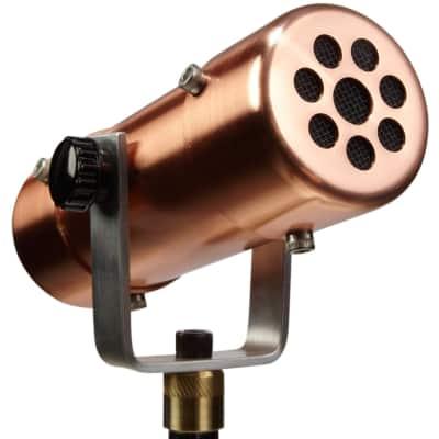 Placid Audio Copperphone Lo-Fi Dynamic Effect Microphone