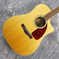 Fender CD-320ASRWCE All Solid Rosewood & Spruce Dreadnought w/ Fishman Preamp & Fresh Setup for sale