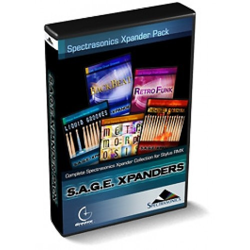 Spectrasonics Sage Xpander Pack For Rmx Drums Mac Pc Reverb