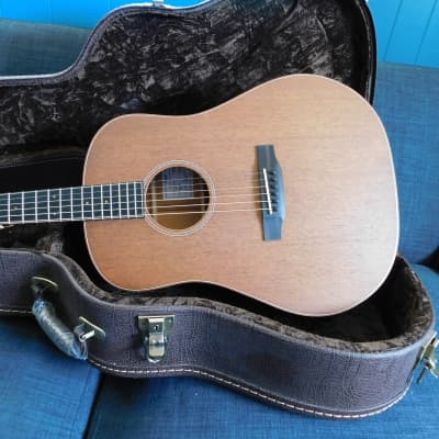 Bedell  USA Classic Folk Dreadnought Acoustic Electric Guitar Brand New Authorized Dealer !
