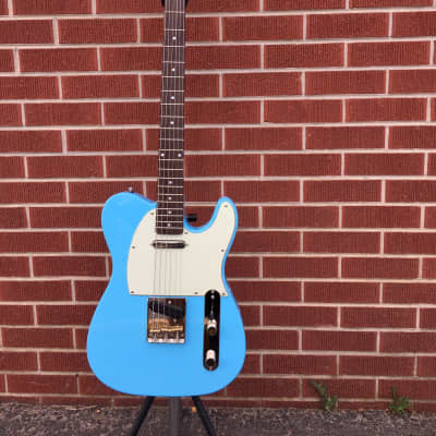 Schecter Diamond Series Prototype PT Standard Baritone Blue (Tuned B to B) - NOS for sale