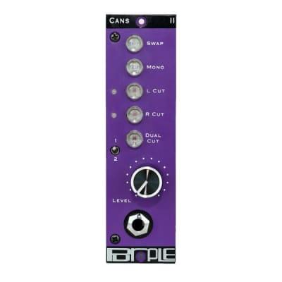 Purple Audio CANS II Stereo Headphone Amp 500-Series Module