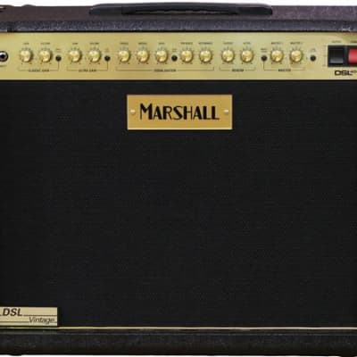 Marshall DSL40 Vintage Guitar Amplifier Combo 1x12 40 Watts
