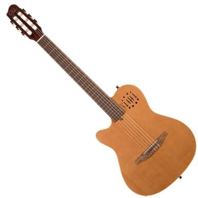 Godin A6 Ultra 2 Natural Musikinstrumente neuwertig