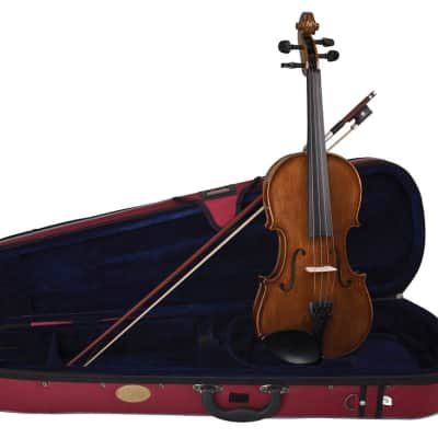 Stentor Student Series II 1/8 Size Violin Outfit Set with Case & Bow