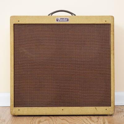 """Fender Blues DeVille 2-Channel 60-Watt 4x10"""" Guitar Combo 1994 - 1996"""