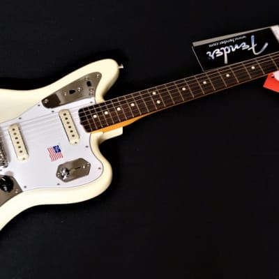 Fender Johnny Marr Signature Jaguar Olympic White for sale