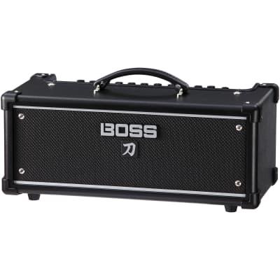 Boss Katana-Head MkII 100-Watt Digital Modeling Guitar Amp Head