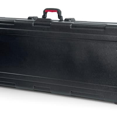 Gator Cases GTSA-KEY88D TSA ATA Molded Deep 88-Note Keyboard Case with Wheels