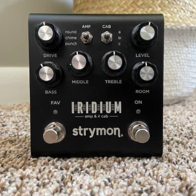 Strymon Iridium Amp & IR Cab Simulator