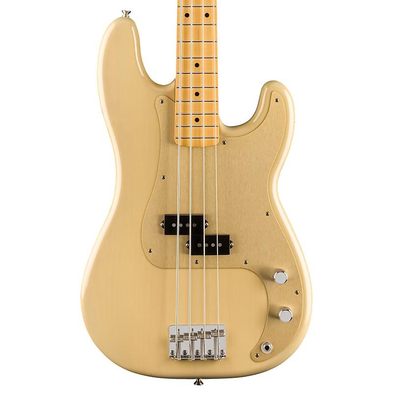 fender vintera 39 50s precision bass vintage blonde w bag reverb. Black Bedroom Furniture Sets. Home Design Ideas