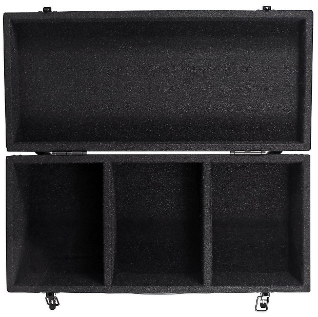 Odyssey C45200 Carpeted Record Case Holds up to 200 7