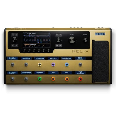 Line 6 Limited Edition Helix Multi-Effects Guitar Pedal