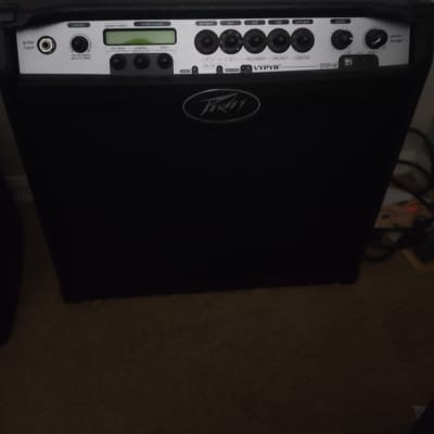 """Peavey Vypyr VIP 3 100W 1x12"""" Guitar and Bass Combo Amp"""