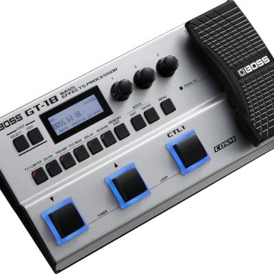 Boss GT-1B Bass Effects Processor Guitar Pedal