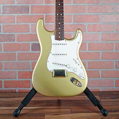 Fender Custom Shop 50th Anniversary Stratocaster 2004 Aztec Gold Relic