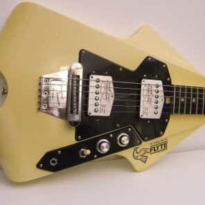 Burns Flyte 1976 cream Rare Vintage Electric Guitar for sale