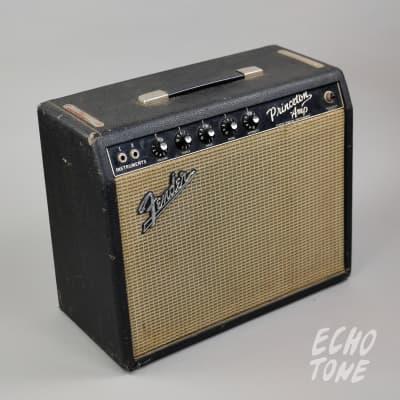 1966 Fender AA964 Princeton Amp (Blackface, Jensen Speaker) for sale