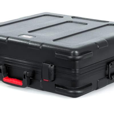 "Gator GTSA-MIX222508 TSA Series 22""x25""x8"" Molded Mixer Case w/ Foam Interior & TSA-approved Latches"
