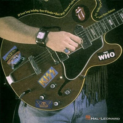 Classic Rock Collection for Easy Guitar (89 Songs)