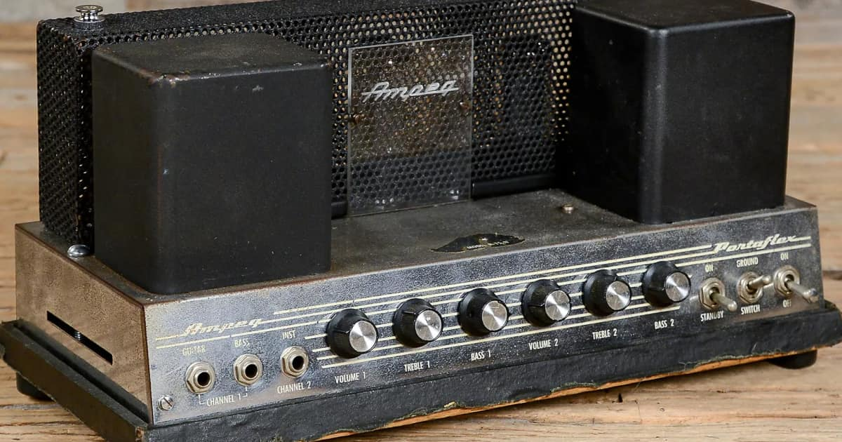 Amplificateurs Ampeg datant