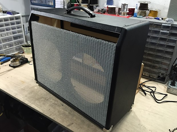 Pine Cabinet for Fender Twin Reverb | Reverb