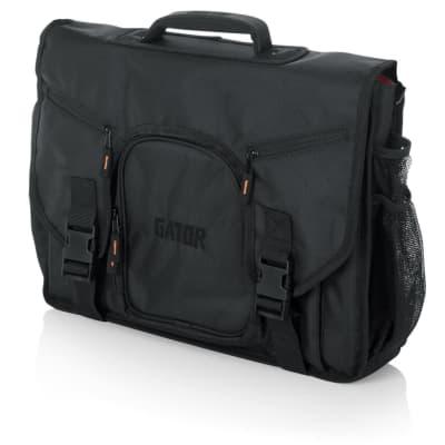 Gator G-Club Control Series DJ Controller Messenger Bag | 19″ Width