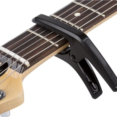 Fender Phoenix Clip on Capo for Electric or Acoustic Guitar - Model #099041300