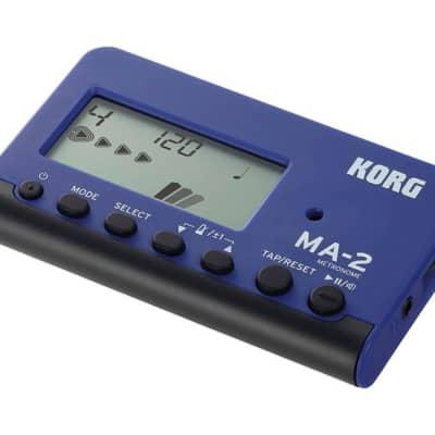 Korg MA-2 Metronome Blue/Black