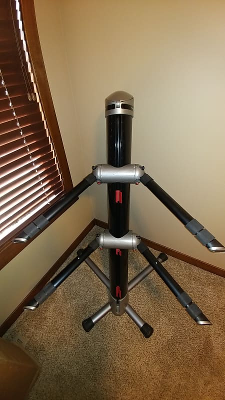 Ultimate Support Ax 90 Column 2 Tier Keyboard Stand Reverb