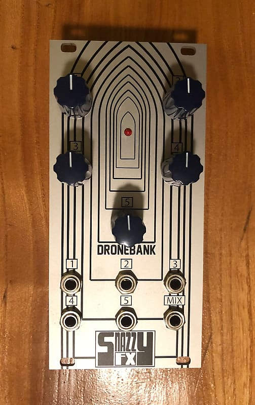 Snazzy FX Dronebank