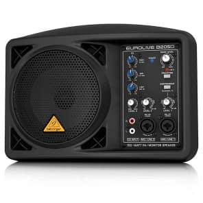 Behringer Eurolive B205D 150-Watt Active PA / Monitor Speaker