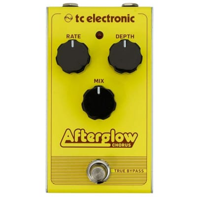 Tc Electronic Afterglow Chorus Effetto Chorus A Pedale Per Chitarra for sale