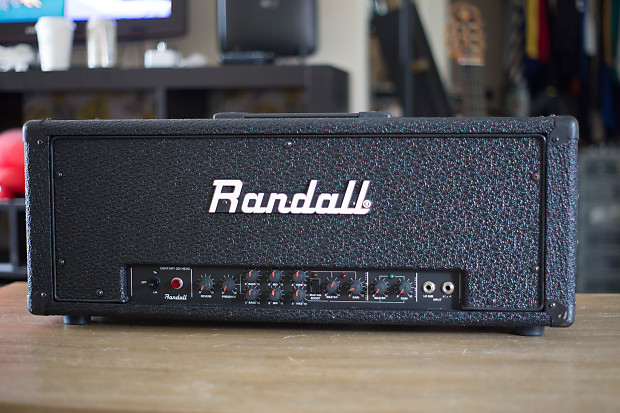 Randall Century 200 Head   Eric's Gear Garage