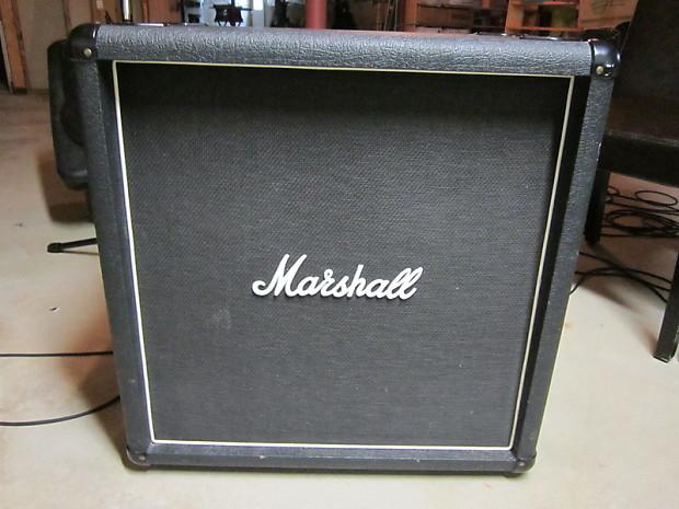 Marshall 1965B 4x10 Cabinet Cab Black | Reverb