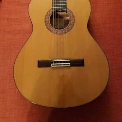 Classical Guitar Ignacio Rozas Carcassi 2004 for sale